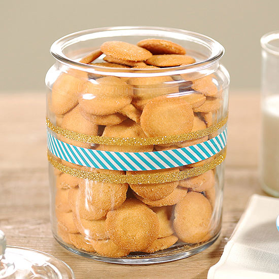 $3 Trick to Dress-Up Your Cookie Jar