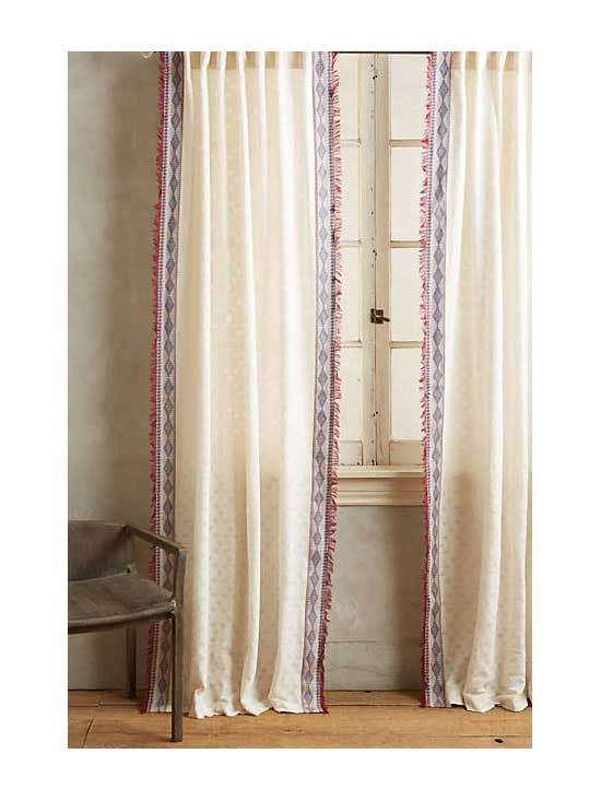 Matchmaker, Matchmaker: This Curtain Rod And That Curtain Panel