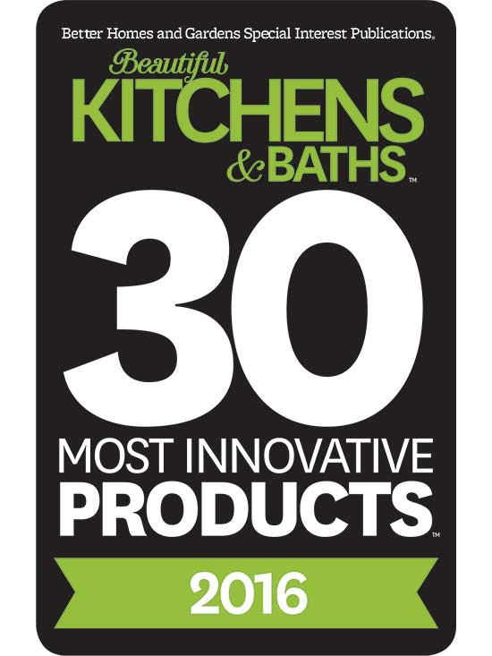 Beautiful Kitchen & Baths - 30 most innovative products 2016
