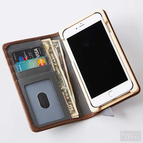 phone case and wallet