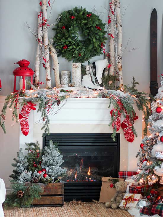 christmas house tour 2015 craftberry bush