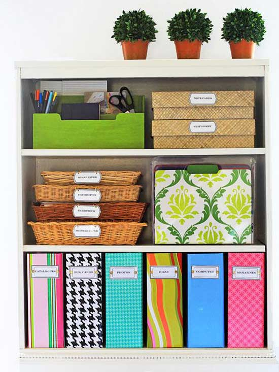 office organizer-one time use only blogger image