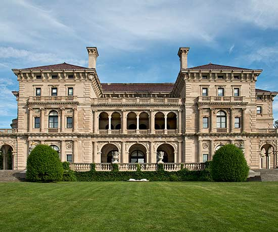 The Breakers East facade