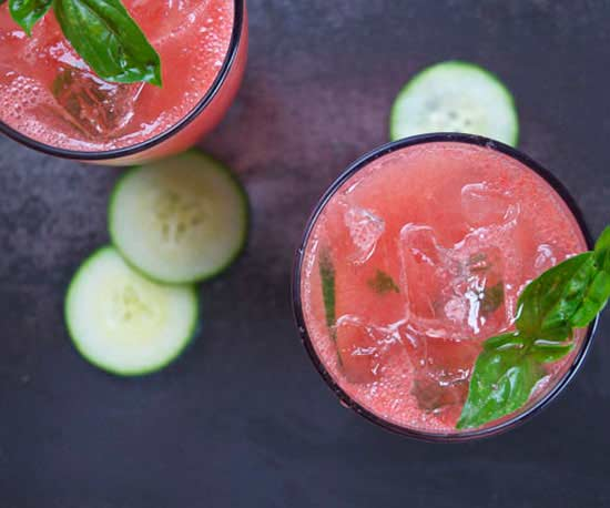 Watermelon-Basil-Cucumber-Gin-Cocktail