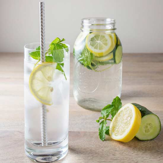 Blogger Images Fruit Infused Water, One-time use