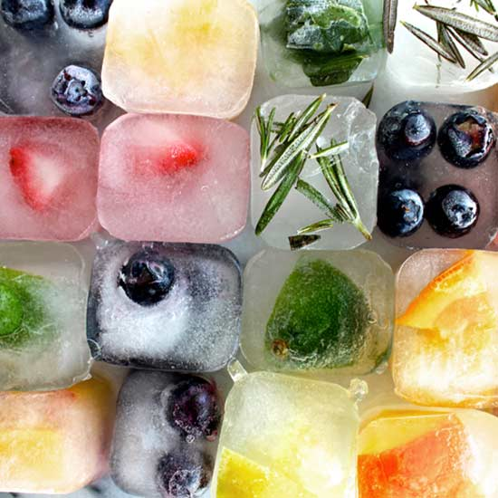 Blogger Images Fruit Infused Water