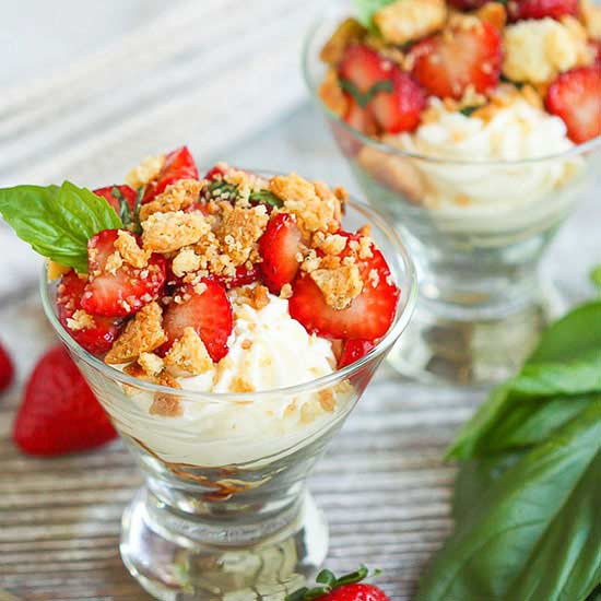 Strawberry Shortcake Better Homes And Gardens