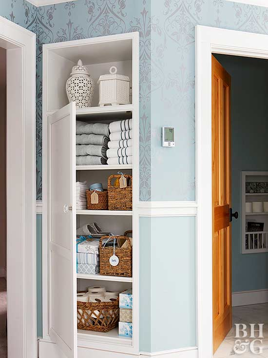 Small Closet Organization Better Homes Amp Gardens