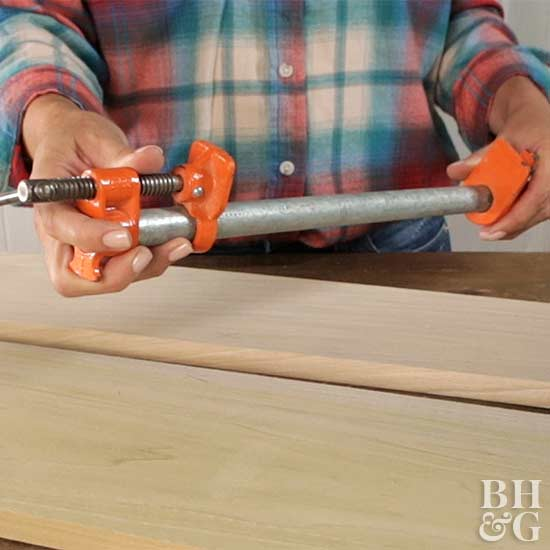 How to Use Wood Clamps