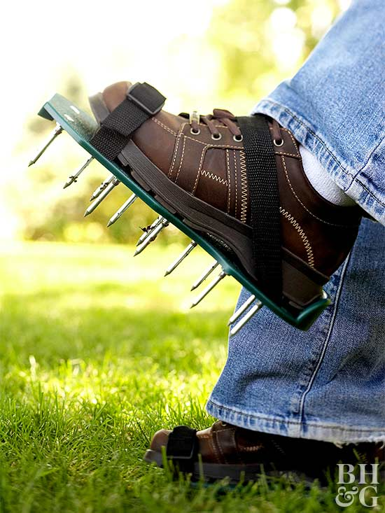 aeration strap on shoes