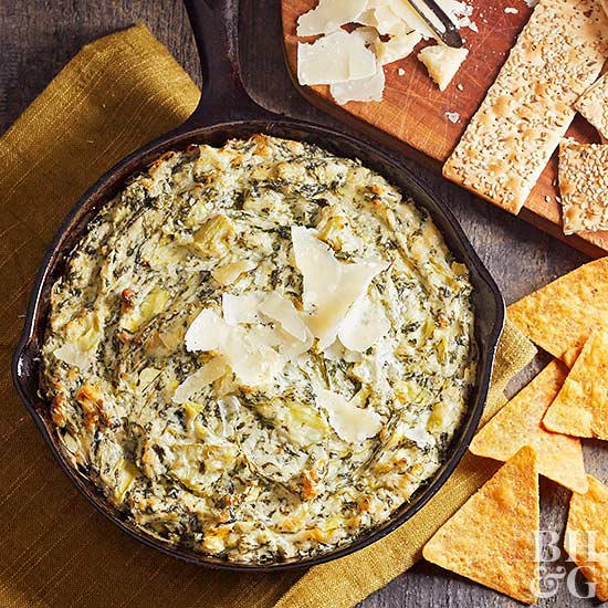 Hot Collard Dip