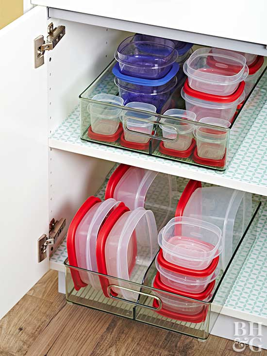 real solutions kitchen storage genius tips for food storage containers better homes 4512