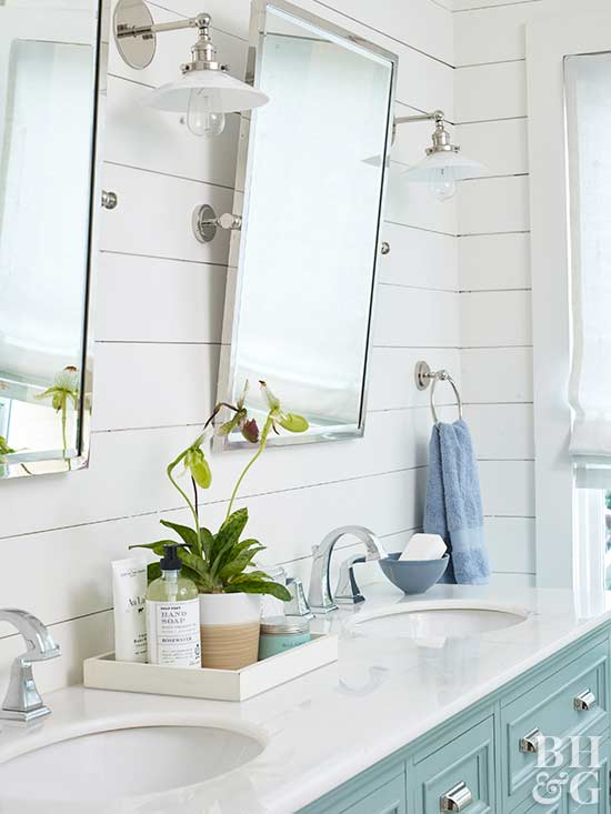 How to Clean Bathroom Fixtures | Better Homes & Gardens
