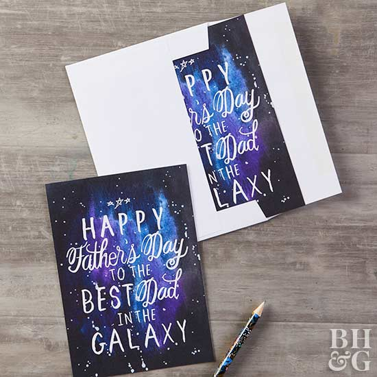 Father's Day Cards, DIY card, father's day