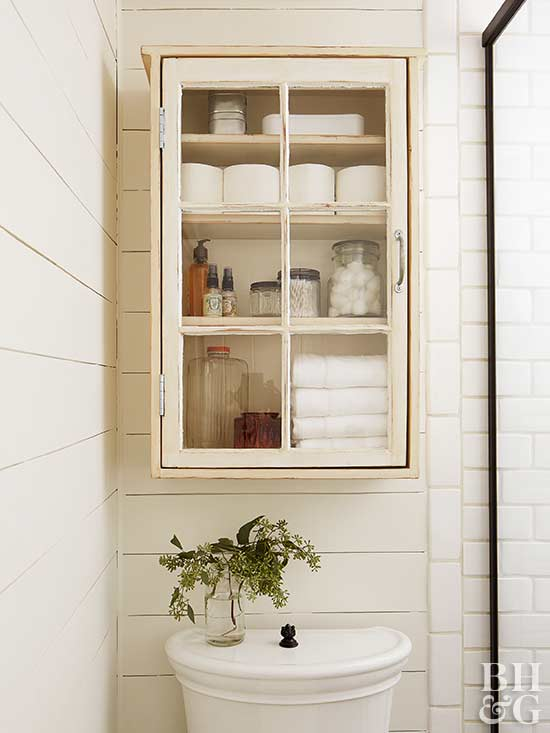 shiplap, subway tile, cabinet