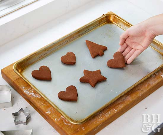 cookie shapes