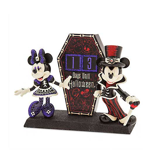 mickey and minnie mouse halloween countdown