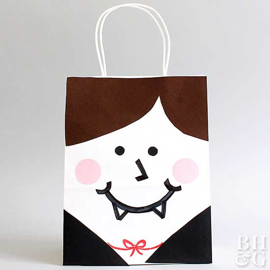 Vampire and Witch Bags, bags,