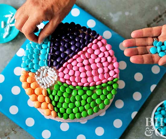 Chocolate Candy Beach Ball