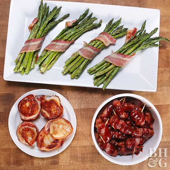 Bacon-Wrapped Apps for Every Foodie Level