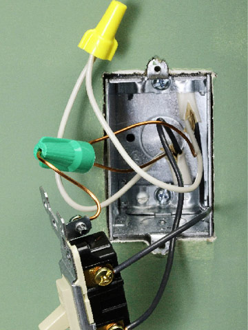 National electrical code number of wires in a box better homes number of wires in a switch box greentooth Choice Image
