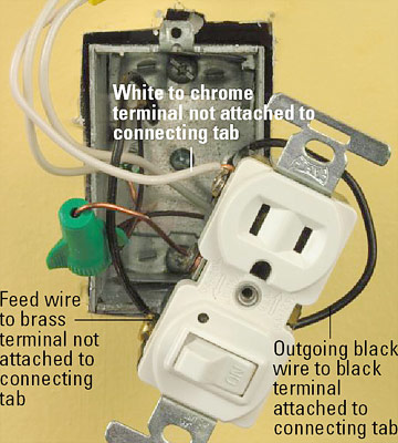 All About Light Switch Wiring | Better Homes & Gardens