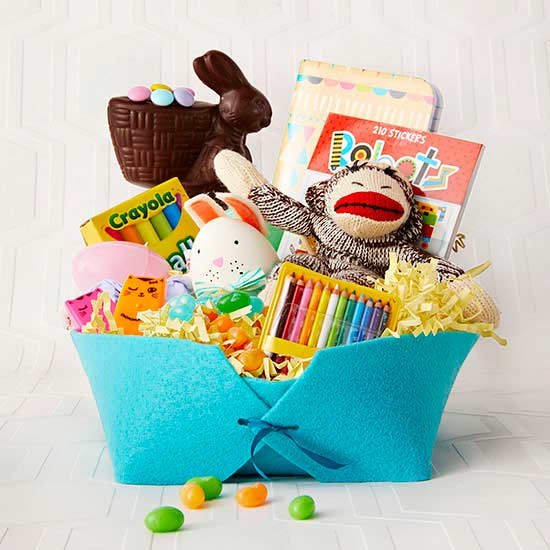 Felt Easter Basket
