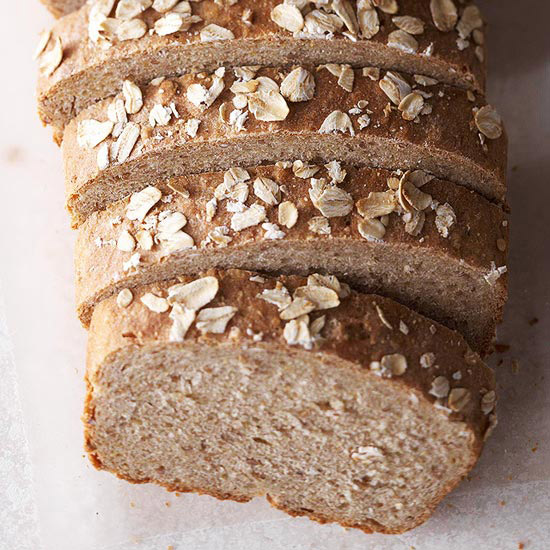 Mixed Grain Bread