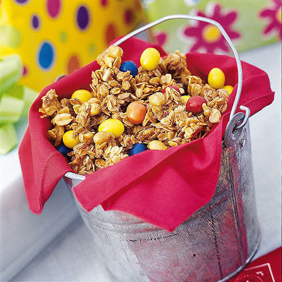 Chicken Feed Snack Mix