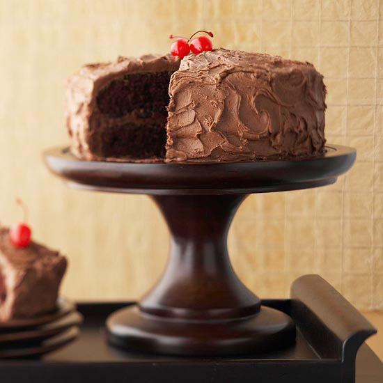 Chocolate Lover's Cake