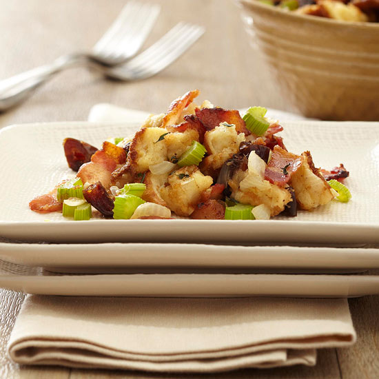 Bacon-Date Stuffing