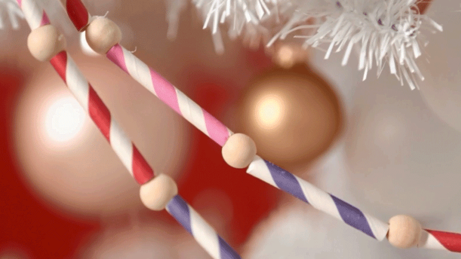 Christmas Garland: 3 Easy Ideas