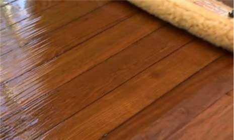 Danny Lipford: How to refinish wood floors