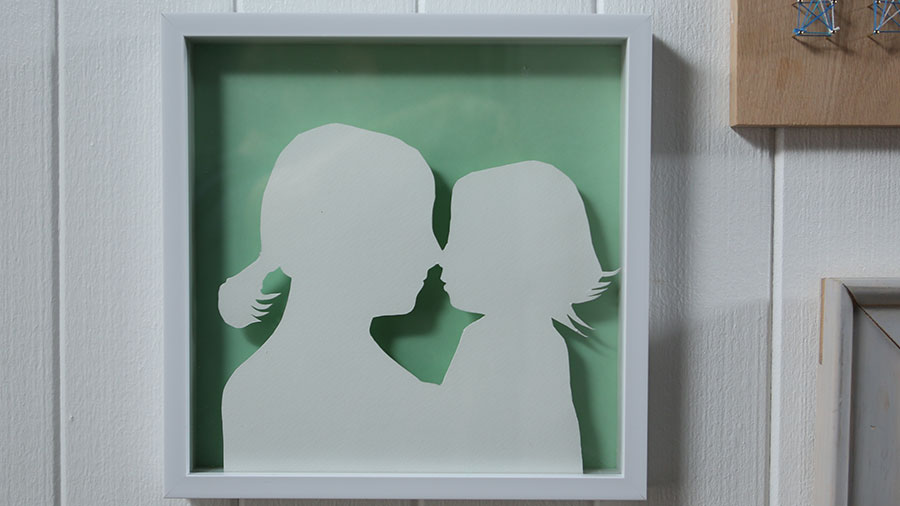 Easy Silhouette Art
