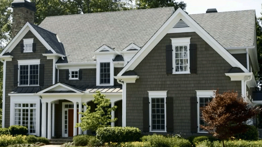 Exterior Paint Colors with Brick | Better Homes & Gardens