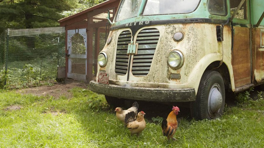 Inspiring Chicken Coop Ideas