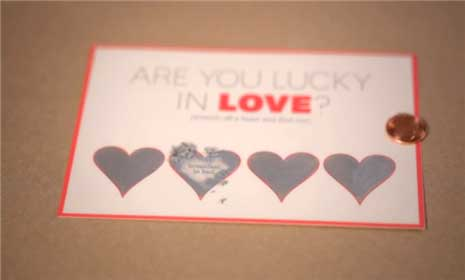 Valentine's Day Scratch-Off Card How-To