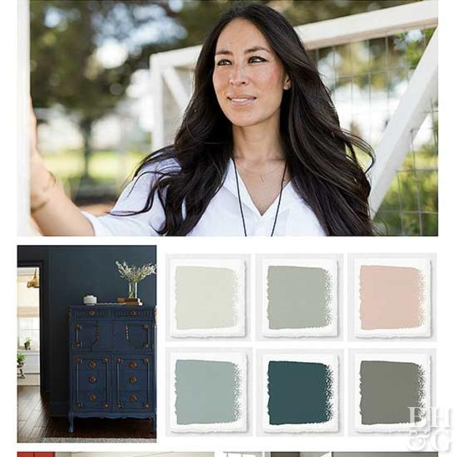 Joanna Gaines color predictions for 2018