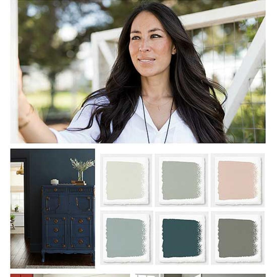 Joanna Gaines color predictions